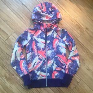 Ivivva x Lululemon Full-Zip Hooded Sweatshirt